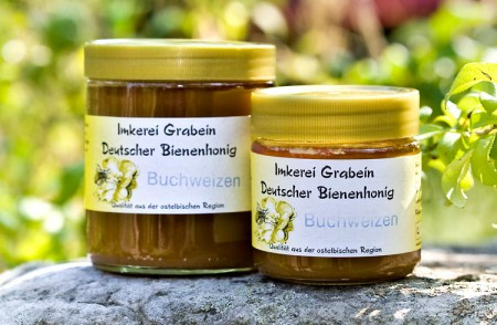 """Bienenhonig """"Buchweizen"""""""