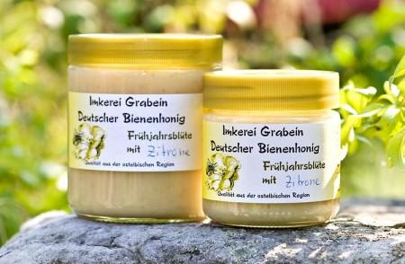 "Bienenhonig ""Frühjahrsblüte - Zitrone"""