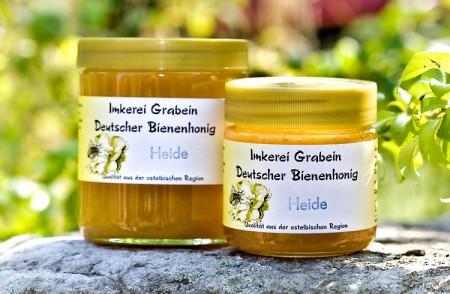 """Bienenhonig """"Heide"""""""