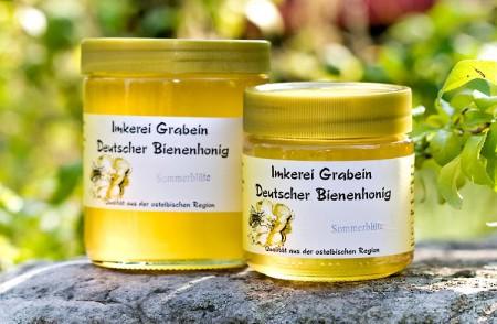 "Bienenhonig ""Sommerblüte"""