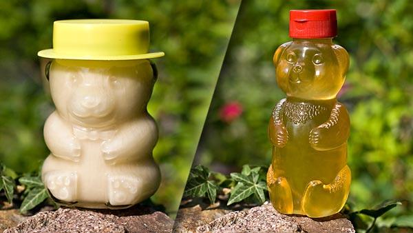 Honigbären